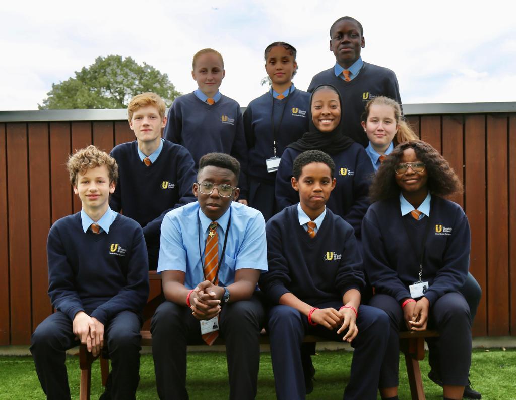 Urswick students